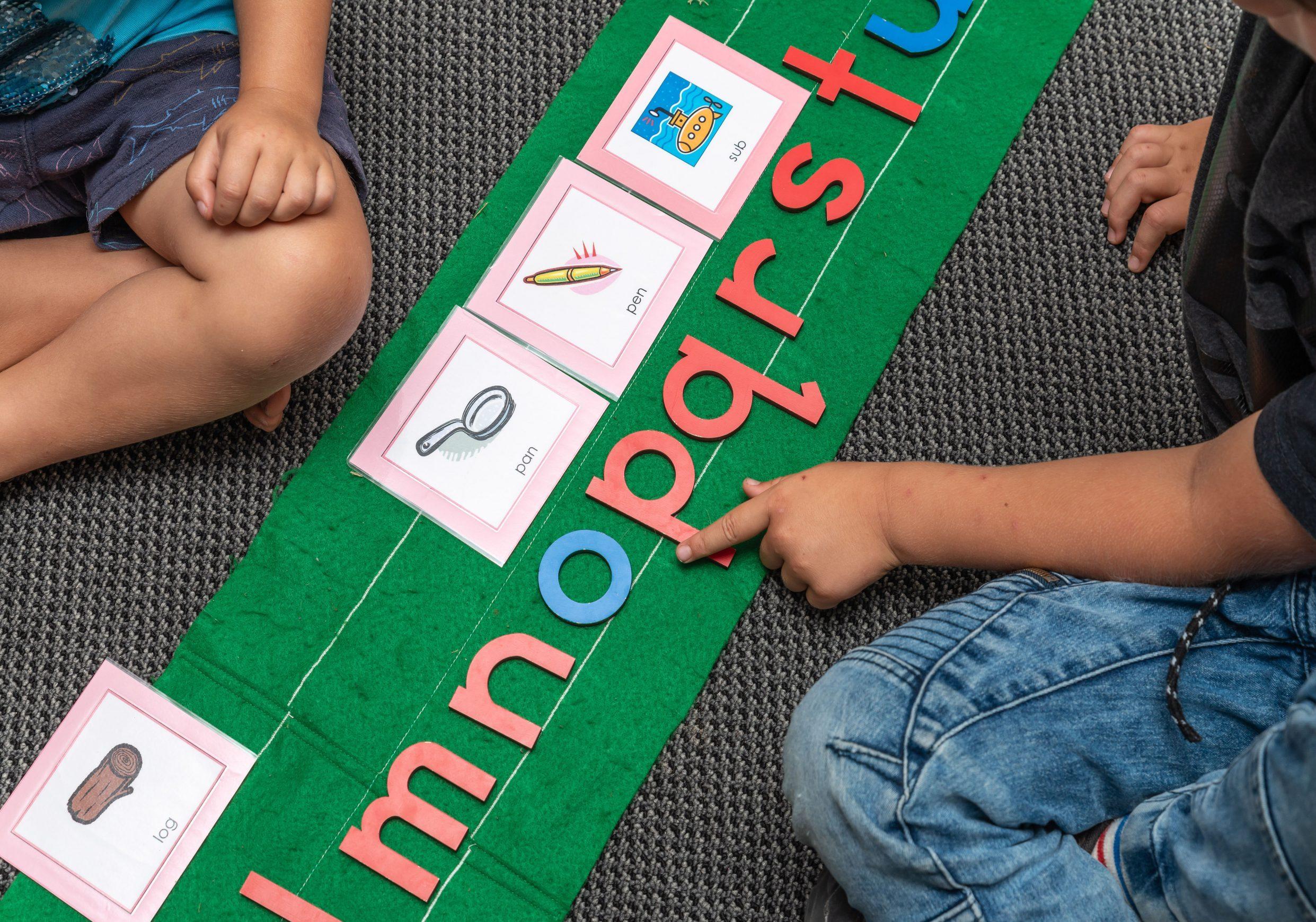 Knysna Montessori School - Preschool