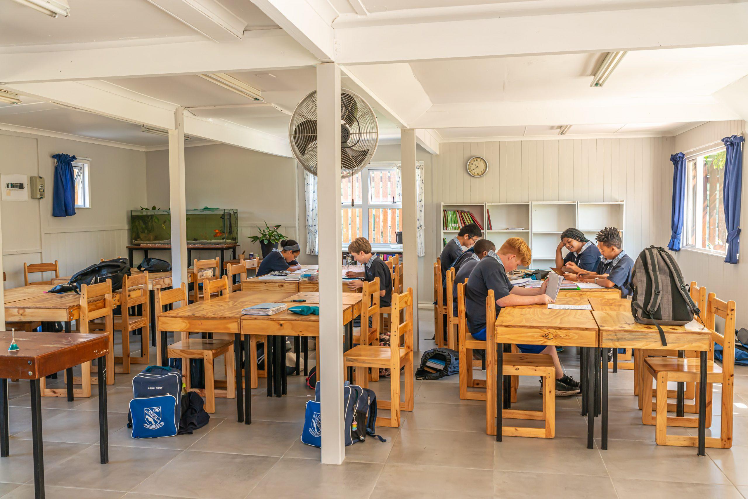 Knysna Montessori School - 12-15 Environment