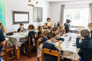 Knysna Montessori School - School Lunch