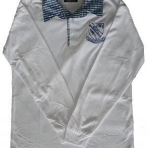 Longsleeve White Gshirt
