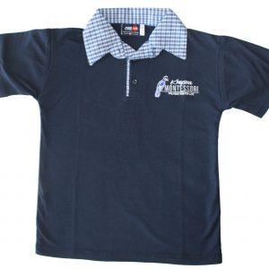 Short Sleeve Blue Gshirt